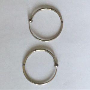 Jewelry - TUAREG SILVER EARRINGS